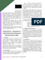 Digest Peritonitisyabcesos