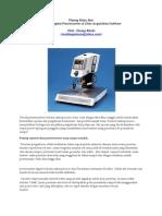 Prinsip Kerja Alat Penetromter Koehler K96500