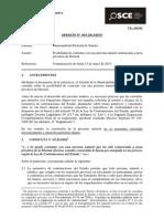 055-13 - PRE - Impedimento Para Suscribir Contrato de Sentenciado Penalmente