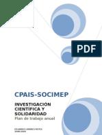 Plan de Trabajo de Cpais 2008-2009 CPAIS[1]