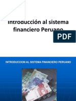 Introduccion Sistema Financiero Peruano