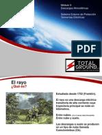 Módulo II protección atmosférica