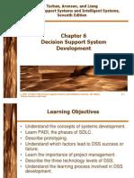 Decision Support System Development