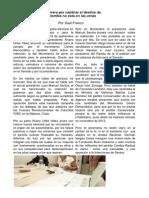 El Cambio de Colombia en La Urnas