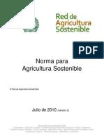 SAN-S-1-1S RAS Norma Para Agricultura Sostenible Julio de 2010 v2 (1)