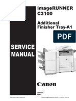 Additional+Finisher+Tray+A1+Parts+and+Service+Manual