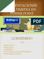 PRESENTACIOBNES MULTIMEDIA EN POWER POINT.pptx