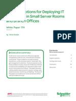 High-Efficiency, High-Density Data Centres