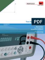 TM Test&Measure (de-En-fr) Hi