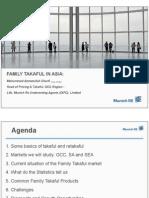 Family Takaful ASIA