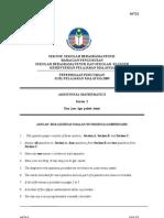 q Addm Paper2 Trial Spm 09