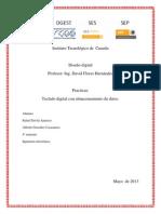 Teclado Digital Con FF