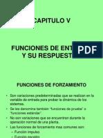 Funciones de Entrada y Respuestas