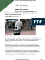 2012 Heiner Flassbeck zur Renten-Luege in Die Zeit