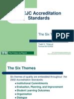 TFR Accreditation Standards SixThemes(3) 2009-08-18TVT