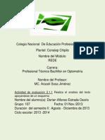 Evaluacion 2.1.1 Estrada Osorio Dorian