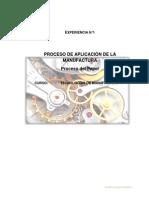 Proceso Productivo Del Papel I