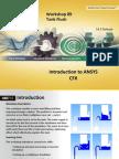 CFX-Intro 14.5 WS09 Tank-Flush