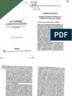 NEGRI, Antonio, El Poder Constituyente (Fragmentos)