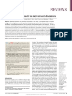 Movement disorder approach