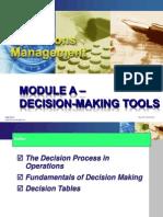 4. Decision-Making Tools