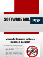 Software Maligno