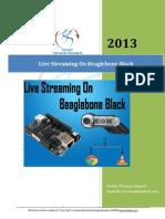 Live Streaming on BeagleBone Black