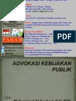 Advokasi K.publik