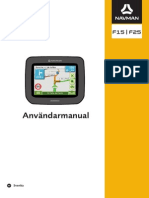 Navman f15 f25 Manual Es