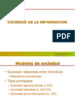 Clase Sociedad de la Información