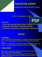 Batuk ppt
