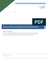 Process Documentation & Improvement Ebook