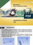 CFX Intro 14.5 WS11 Room Temperature Study