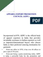 Unit IV -Aepc