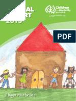CDA Annual Report 2013