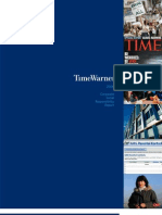 Time Warner Annual Report