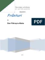 Franturi de Dan Patrascu-Baba