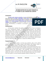 Design of a Hybrid Rfid Gps-based Terminal System in Vehicular Communications
