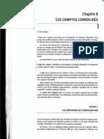 les comptes consolidés (Vernimmen-Extraits)