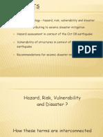 GP-01 - Seismic Dissaster Mitigation in Pakistan