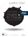 Houses for Change Brief