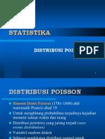 Distribusi Poison