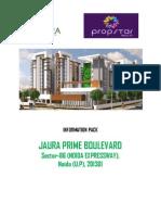 Information Pack- Jaura Prime Boulvard