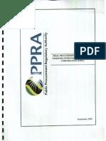 Final Procurement Audit Report