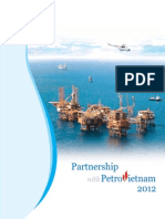 Partnership With Petrovietnam 2012