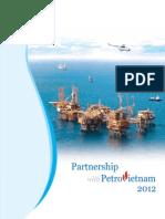 Partnership With Petrovietnam 2012
