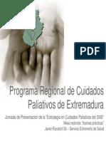 Cuidado Spal i at i Vos Extremadura
