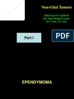 Part 2 of Naidich Non-Astrocytic Tumors