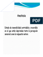 Anestesia Fave