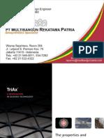 Brosur Triax